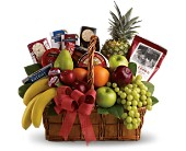 Gourmet Of Love Basket