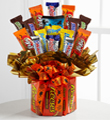 Sweets In Bloom Candy Bouquet